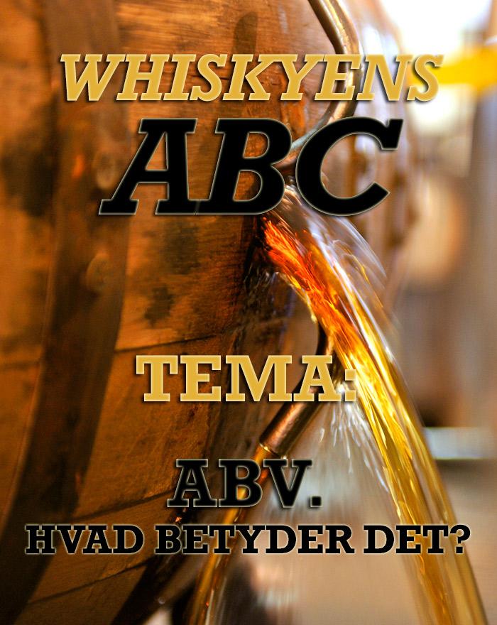 ABV - hvad betyder det?