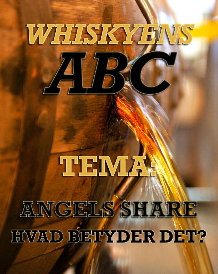 Angels Share - hvad betyder det?
