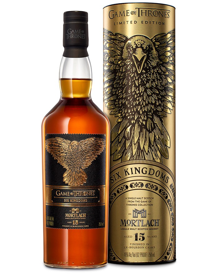 Mortlach 15 Six Kingdoms Game of Thrones