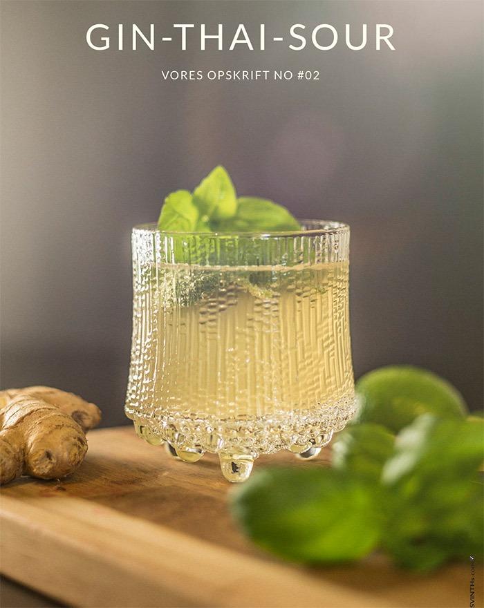 Gin-Thai-Sour