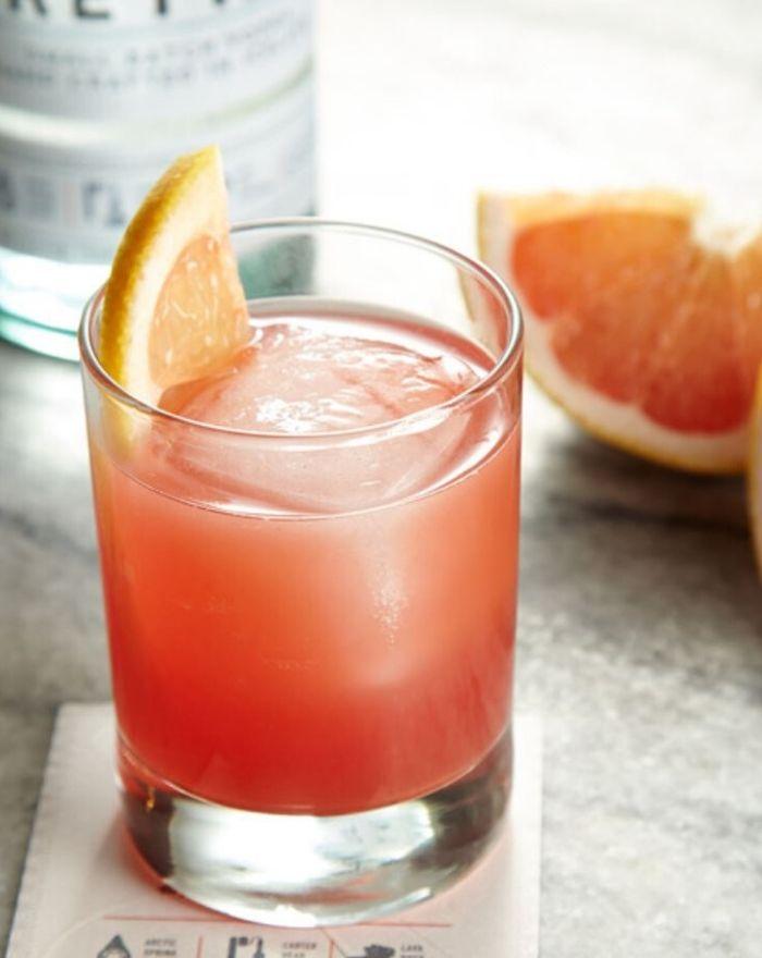 Little Bit Bittah cocktail