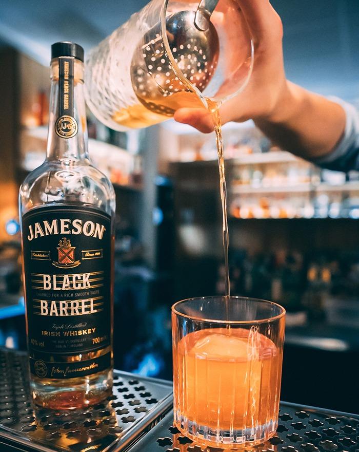 Bødkerens Dram cocktail