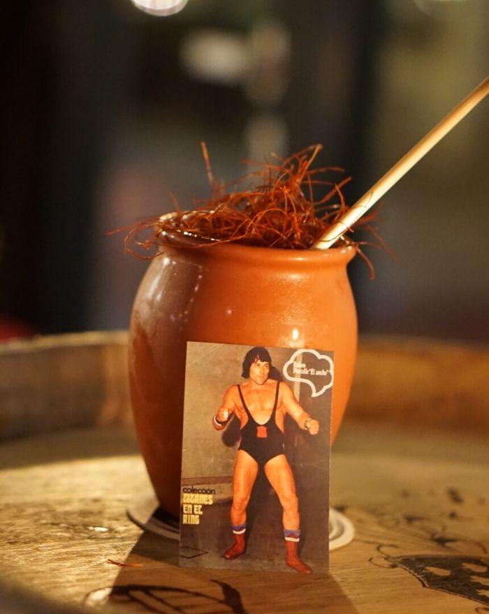 El Ancho cocktail