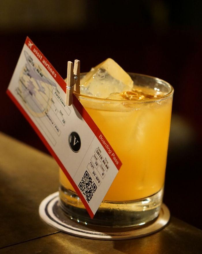 Flyversjus 2.0 cocktail