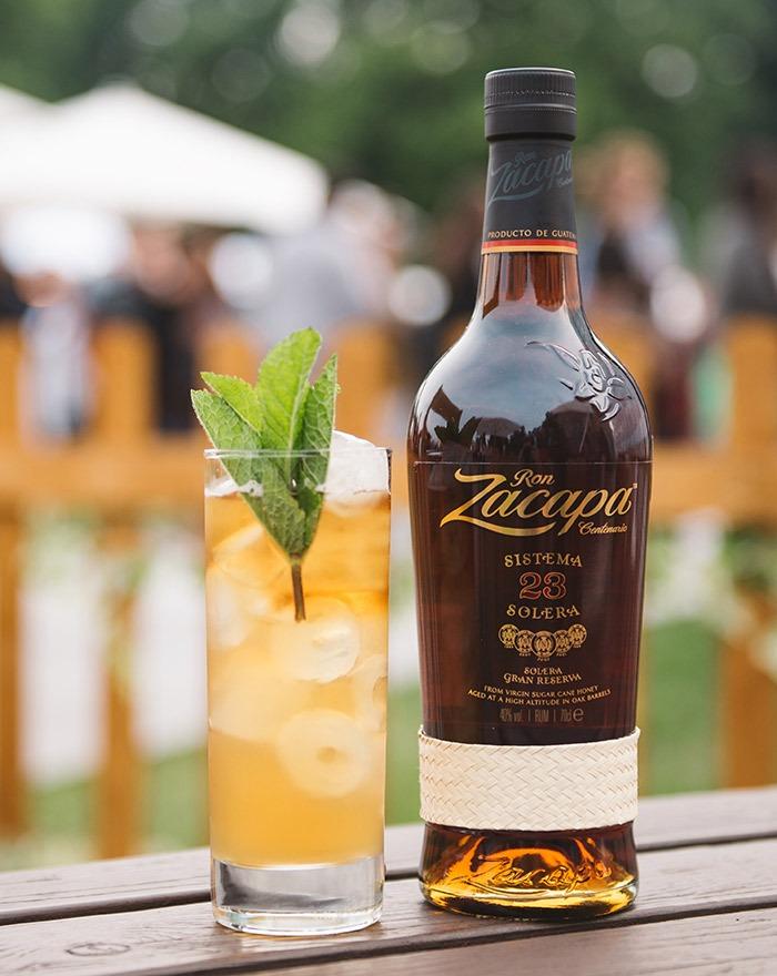 Har du smagt cocktailen Zacapa Apple Crumble ?