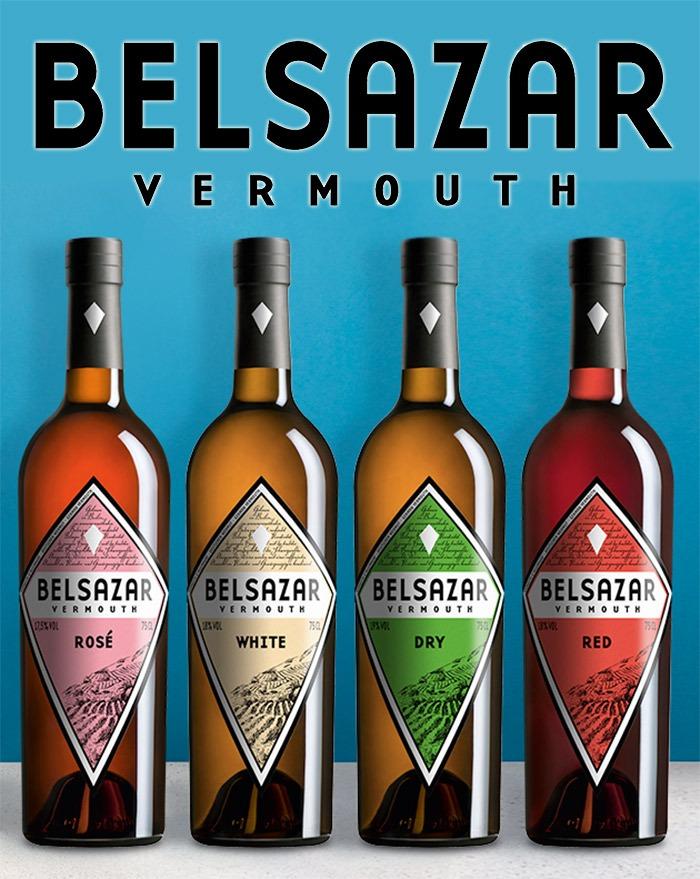 Få inspiration med opskrifter indeholdende Belsazar Vermouth