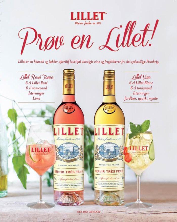 New Spritz - den helt rigtige Sommer drink med Magnus Millang