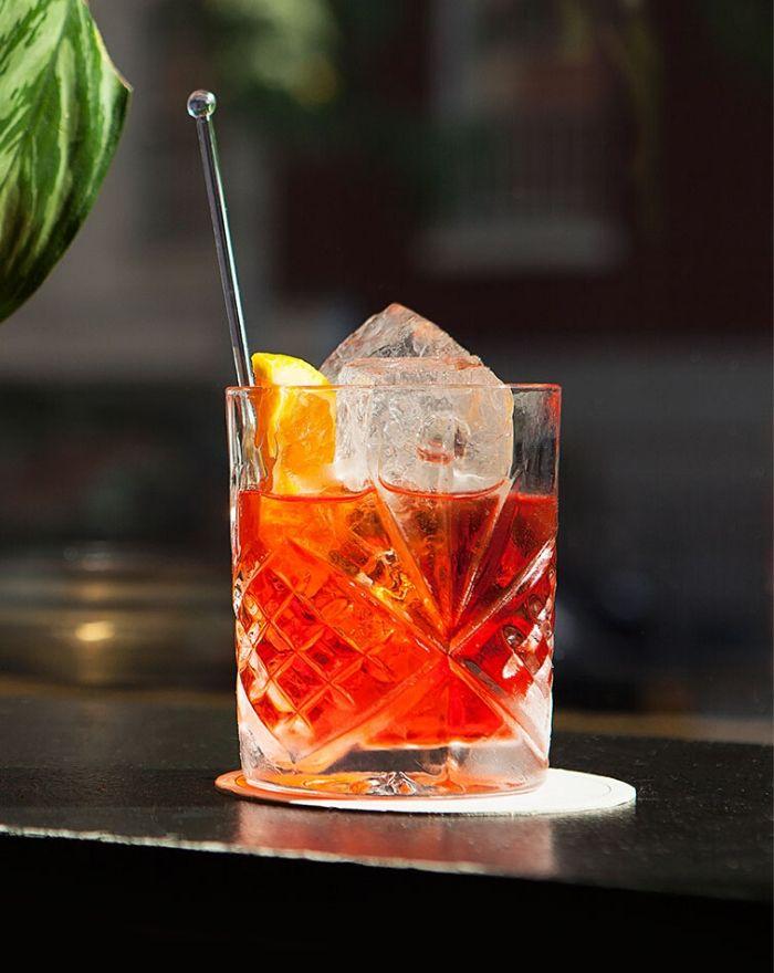 Boulevardier Cocktail Opskrift