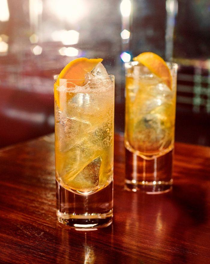 Bulleit Bourbon B.L.T. (Bourbon, Lemon, Tonic) Cocktail