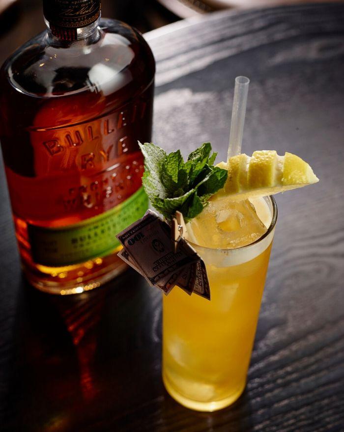 The Bulliet Rye Smach Cocktail