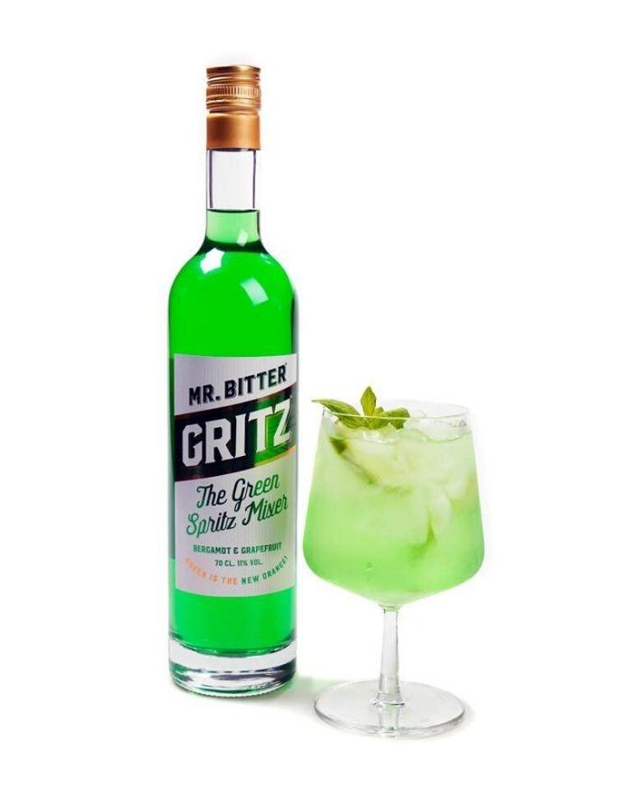 Williams Gritz Shake Cocktail Opskrift