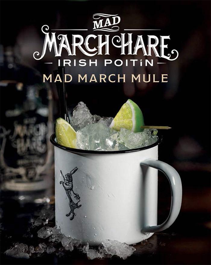 Mad March Hare Irish Poitin - Sommeren hitsmag