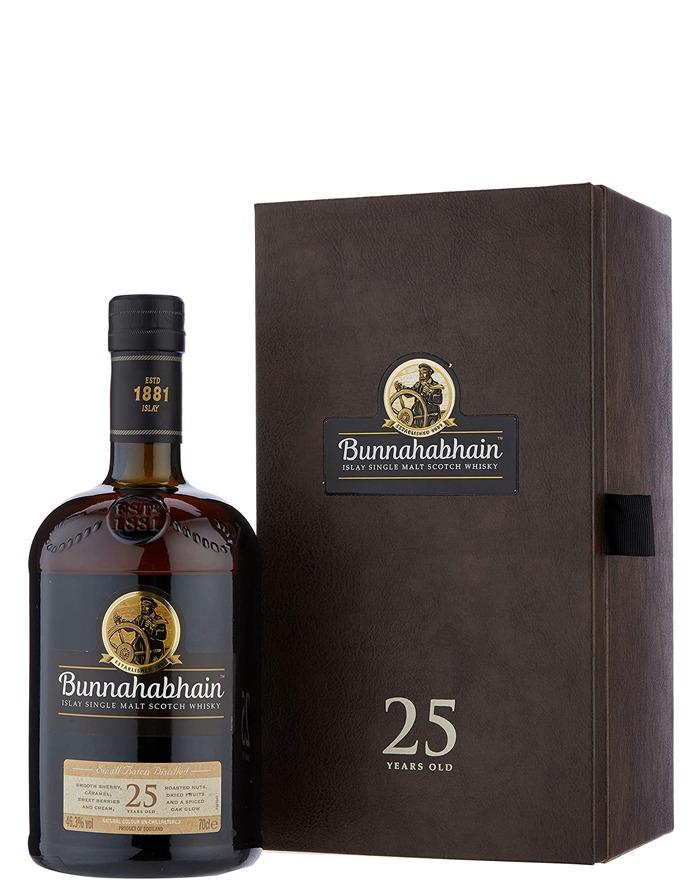 Flagskibet fra Bunnhabhain er hele 25 år gammel whisky