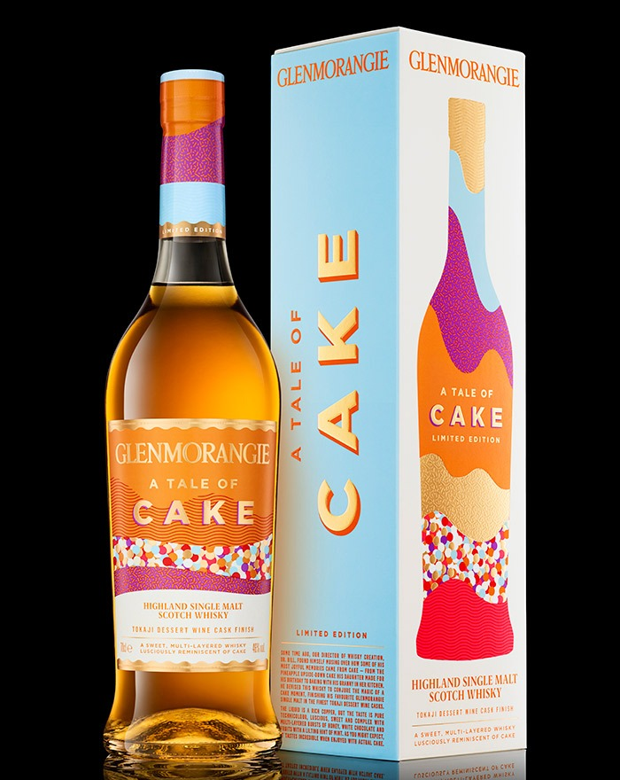 Ny Glenmorangie A tale of Cake - Private edition whisky