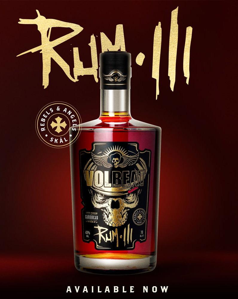 Volbeat Rum Vol III
