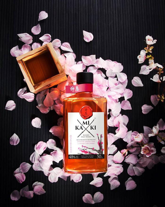 Ny whiskyserie fra Japanske Kamiki