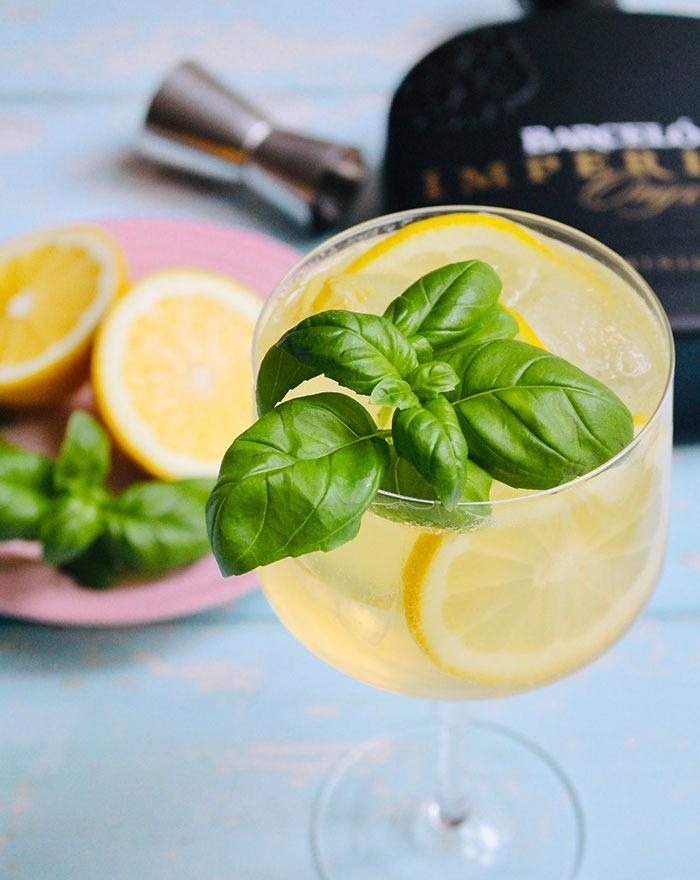 Hyldeblomst Cocktail med forårsfornemmelse og Ron Barcelo