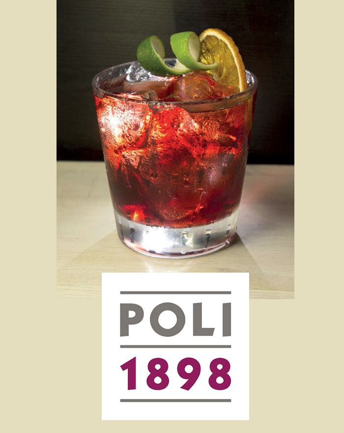 Negroni med Marconi - Italiensk super gin